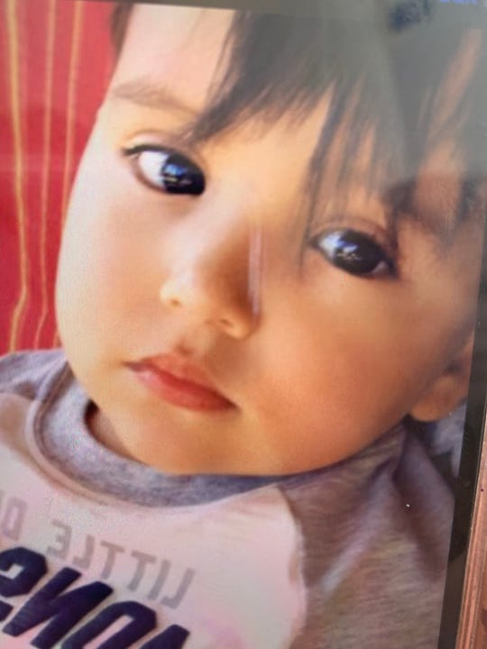 Zayden Duran, 3 y.o., is missing Sunday, May 10, 2020, and believed to be with Jose Duran, who is suspected to be fleeing authorities to Arizona.