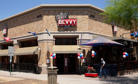 Bevvy, a gastropub and bar in Scottsdale.