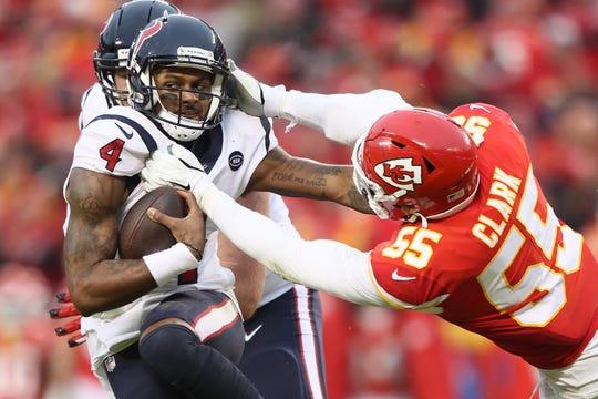 Texans y Chiefs están programados para inaugurar la temporada 2020 de la NFL.