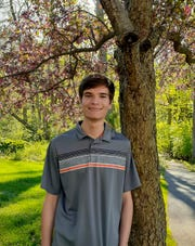 Ethan Hower, Cedar Crest High School. Ethan will be attending Rochester Institute of Technology in the Golisano College of Computer & Information Sciences,  studying software engineering.