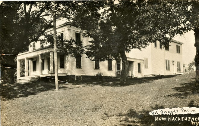 When Wappinger farmer William Marvin's daughter Charlotte married New York City physician Anthony Underhill in 1847, the family built this mansion on what was then named Mount Hope. After the property was purchased by All Angels Episcopal Church in Manhattan in 1903 to use as a summer camp, the mansion was misused and was eventually torn down.