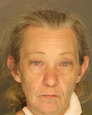 Connie Lynn Schwemmer, charged with attempted homicide, discharge of a firearm into occupied structure, terroristic threats,  simple assault and seven counts of recklessly endangering another person.