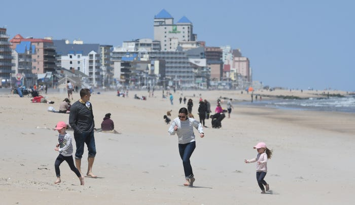 In time for Memorial Day: Ocean City, Maryland, lifts hotel, vacation rental coronavirus restrictions