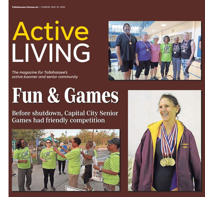 May 2020 issue of Active Living magazine.