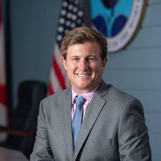 City of Stuart Commissioner Merritt Matheson