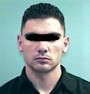 Ronnie L., who is wanted in the U.S. on attempted murder and sexual abuse charges, was arrested in Juarez, Mexico, on Sunday, May 10, 2020. Full names of crime suspects are not disclosed by Mexican authorities.