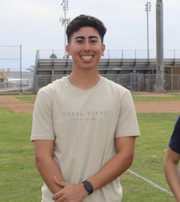 Fernando Fimbres became a team leader for the Hueneme High baseball team after transferring from Channel Islands.