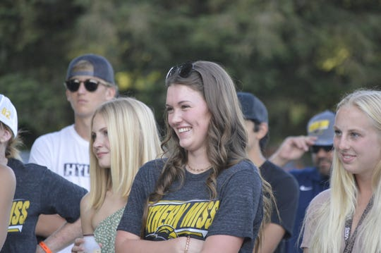 Rylie Atherton played softball for three seasons at Central Valley Christian before transferring to Kingsburg during her senior year. Atherton signed to play college softball on Friday at Southern Miss.