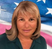 Maureen McArdle Schulman of Yorktown, a Republican running for Nita Lowey's Congressional seat.