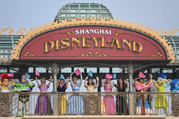 Shanghai Disneyland reopens with precautions nearly four months after shuttering due to coronavirus