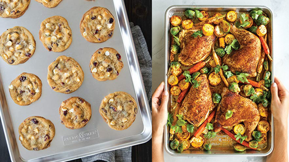 From roasting to baking, these sheets are great.