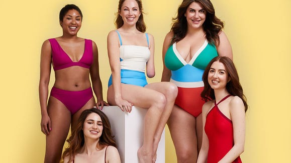 Summersalt swimsuits are designed to flatter every body type.