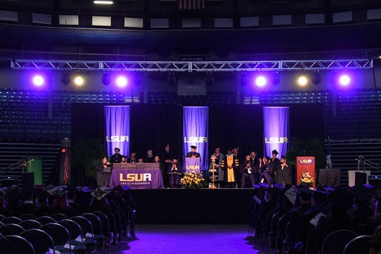 The Louisiana State University of Alexandria will air a virtual commencement celebration Thursday at 10 a.m. to honor spring graduates. The video will air on the LSUA commencement webpage as well as shared on all official LSUA social media accounts.