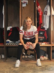 Over the last two seasons, Bunkie's Jensen Gremillion was 26-18 with 395 strikeouts in the pitching circle, but was also a feared hitter for the Lady Panthers.