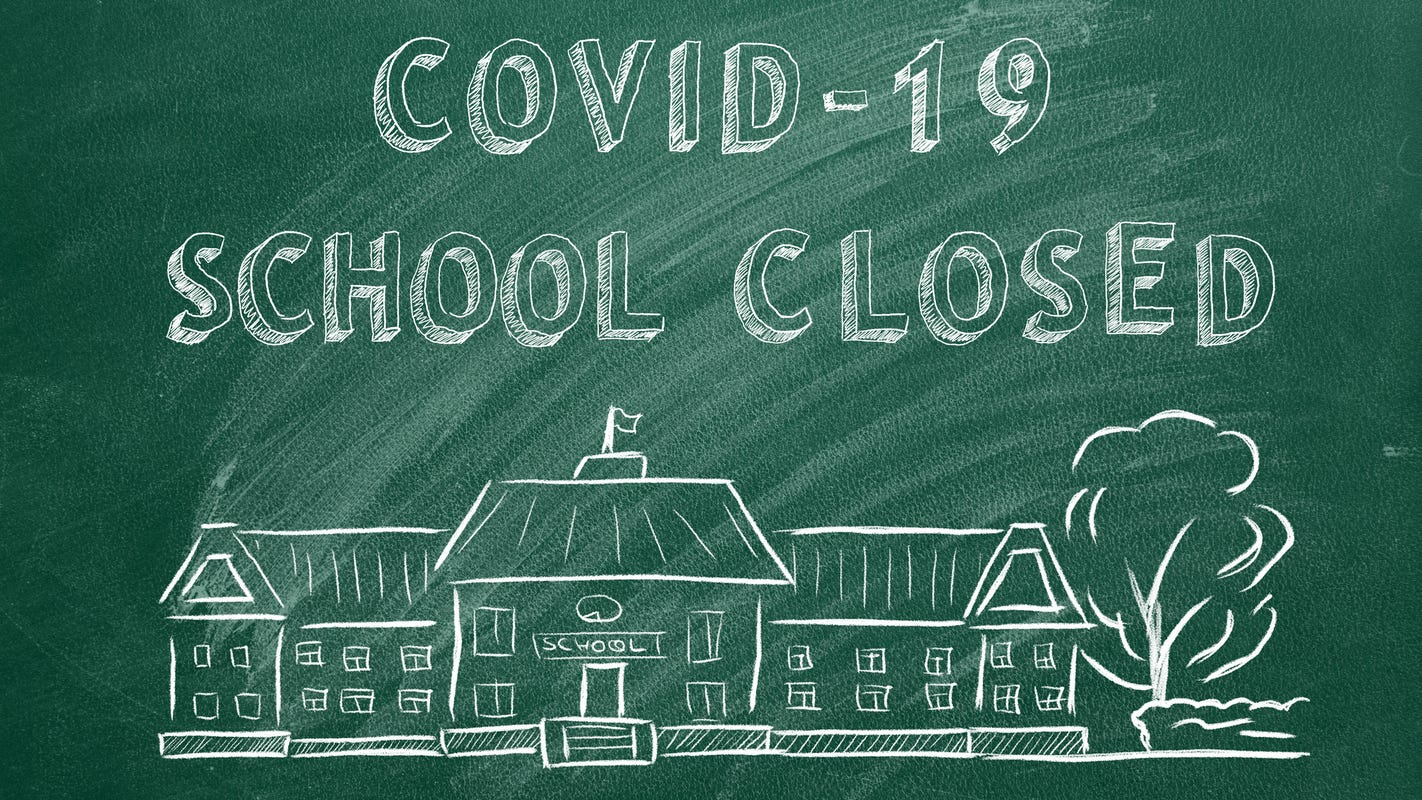 Eastern Iowa high school closes, goes 100% virtual due to 'dramatic increase' in COVID-19 positivity
