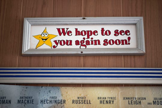 Although Gov. Whitmer's executive order calls for drive-in movie theaters to remain closed, Capri Drive-In Theater makes plans to open soon on Tuesday, May 12, 2020 in Coldwater, Mich. The Magocs family, owners of the theater, says they will implement social distancing procedures in their snack bar and restrooms.