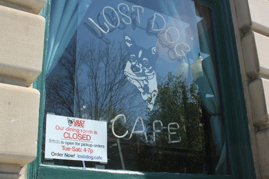 The Lost Dog Café & Lounge in Downtown Binghamton is now open for take-out six days a week.