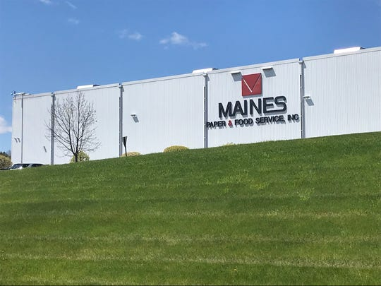 Maines Corporate Headquarters is based in Conklin.