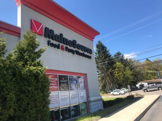 Maines Food & Party Warehouse is located at  1018 Front Street in Binghamton.