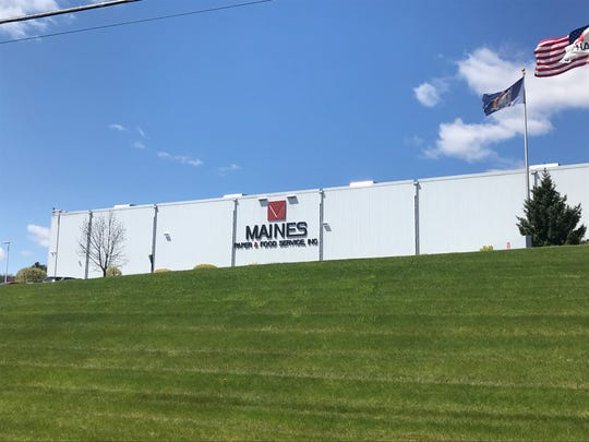 Maines Corporate Headquarters in Conklin.