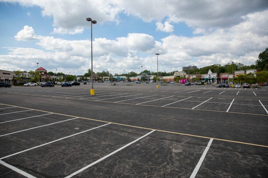 Rookwood Commons & Pavilion stores open on Tuesday, May 12, 2020. Retail opened in Ohio today after being closed since late March in response to the new coronavirus pandemic. It's a store-by-store decision, so not all stores will be open. REI and TJ Maxx at Rookwood Commons will both be closed.