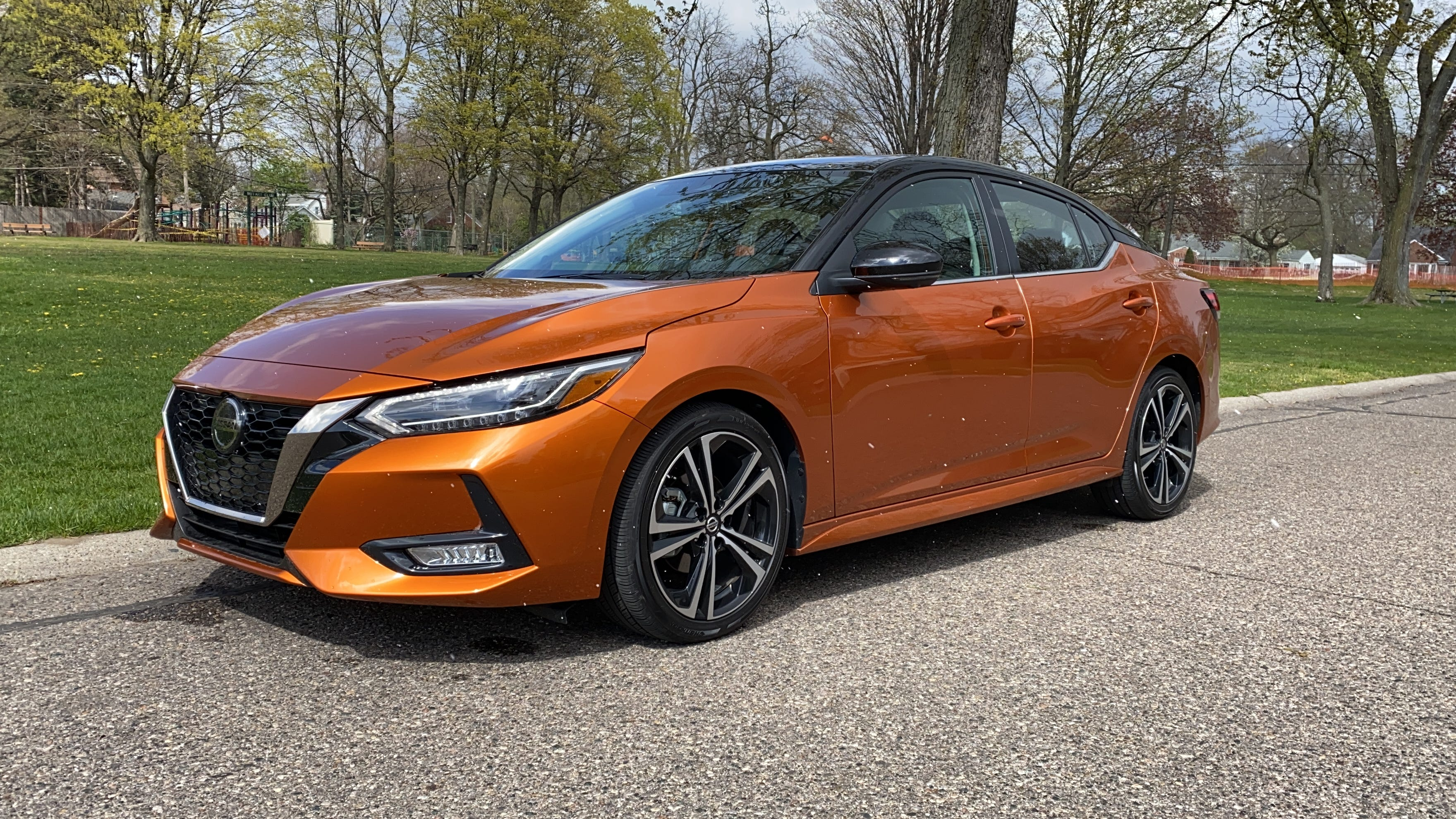 2020 Nissan Sentra S Affordability Features Are Perfect For The Times