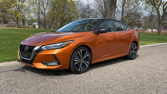 2020 Nissan Sentra SR Premium