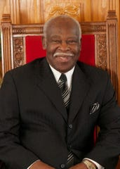 The Rev. Nathaniel Slappey Sr., pastor of New St. Luke Baptist Church in Detroit, died April 30.