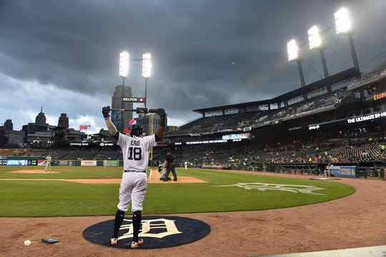 Tigers games at Comerica Park would be played without fans, at least initially.