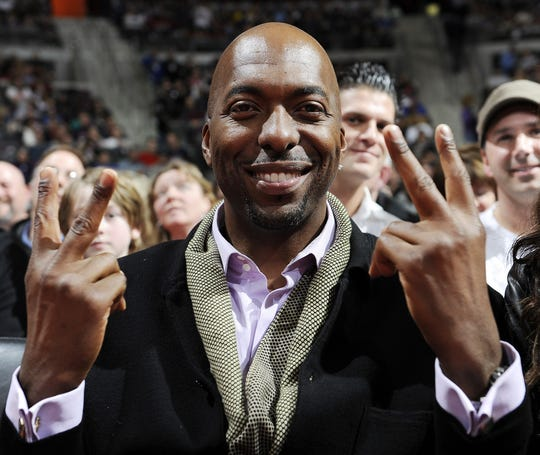 """John Salley says the Pistons' first championship in 1989 was his favorite.  """"It was nothing like itin my entire life … there's been no experience like that."""""""