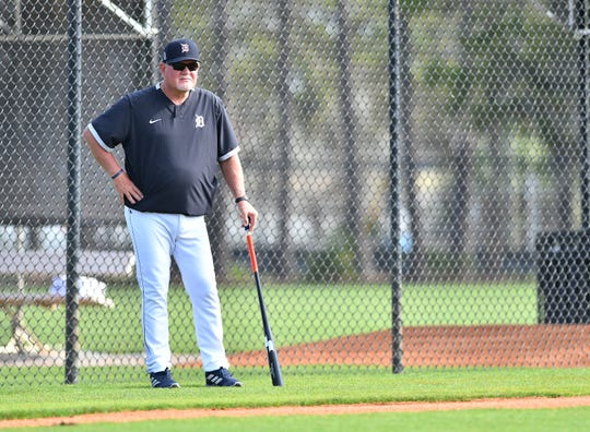 Tigers manager Ron Gardenhire has been spending his time grilling and watching game shows as he waits for the MLB season to start.