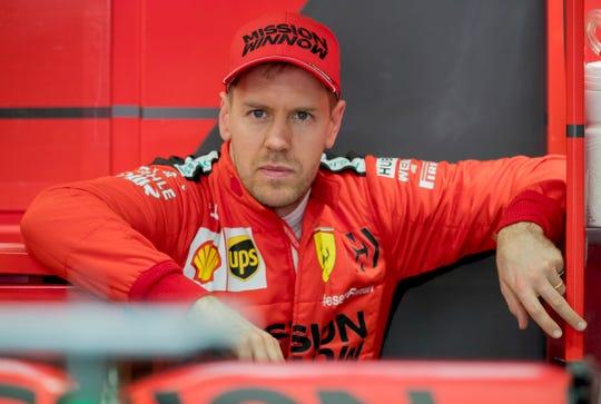 Sebastian Vettel may walk away from Ferrari having never delivered the Formula One title the proud Italian team so desperately wants.