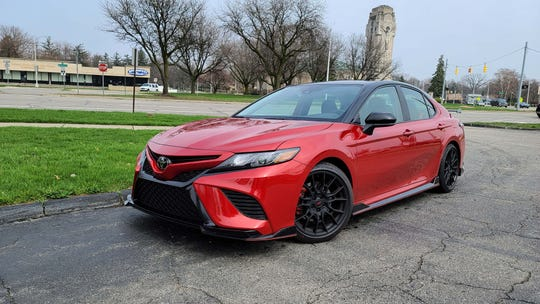 Detroit News auto columnist Henry Payne trolled Woodward avenue looking for trouble in the 2020 Toyota Camry TRD -which adds aggressive looks, chassis tuning, and 301 ponies to its sedan lineup.