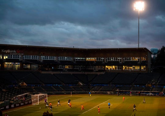It's virtually impossible for some minor sports leagues in North America to go on in empty stadiums and arenas in light of the coronavirus pandemic.