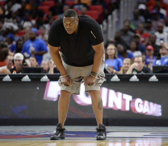 """""""I haven't wasted my time. I have 10 hours of my life where I could watch something else,"""" said former Piston Rick Mahorn on whether he watched ESPN's docuseries """"Last Dance,"""" which highlighted the Chicago Bulls' 1990s championship run."""