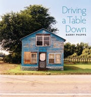 "The cover of ""Driving a Table Down"" by Barry Phipps"