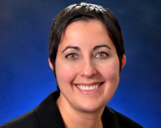 Rabbi Nadia Siritsky, program director for Interfaith Paths to Peace.