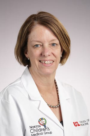 Dr. Kristina  Bryant, a pediatric infectious disease specialist with Norton Children's Hospital.