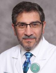 Dr. Ashraf El-Meanawy, Director of Dialysis at MCW and MCW Associated Hospitals.