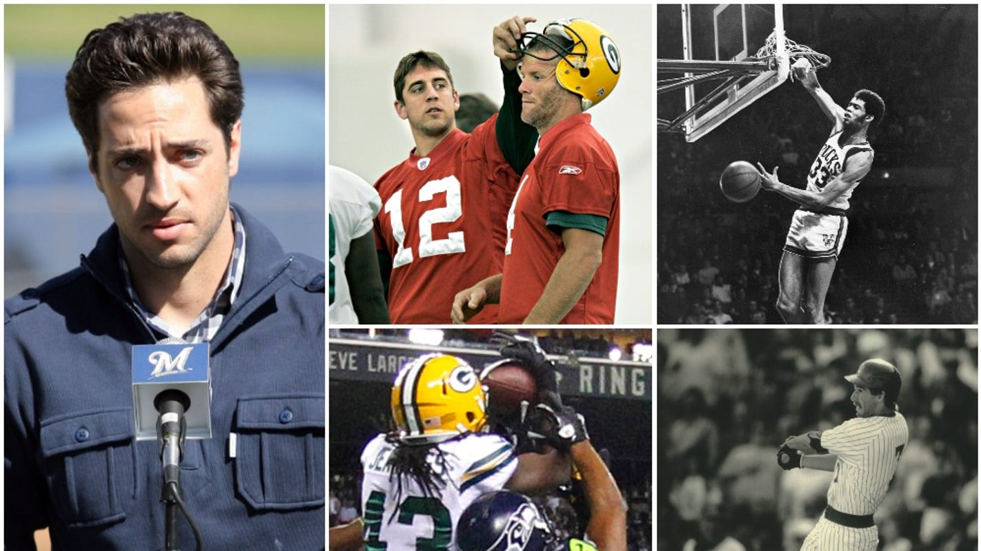 Here are 7 Wisconsin sports stories that we want told from a documentary point of view
