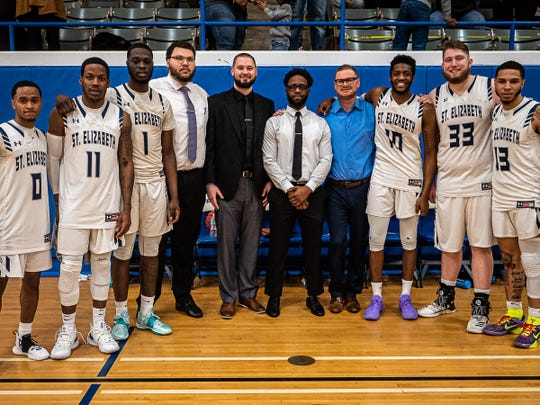 Six men's basketball players will graduate from the College of St. Elizabeth on Friday, four of whom were part of the original team.