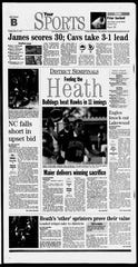 Heath's 9-8 11-inning victory against Bishop Hartley started the Bulldogs' run to a Division III state title.