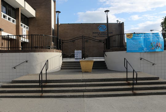 The Boys & Girls Club of Paterson is located at 264 21st Ave. Tuesday, May 12, 2020
