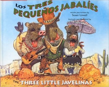 Tres Pequeños Jabalies/Three Little Javelinas