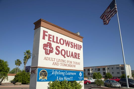Fellowship Square-Mesa is a senior living community that in late March had a new coronavirus scare when a resident tested positive.