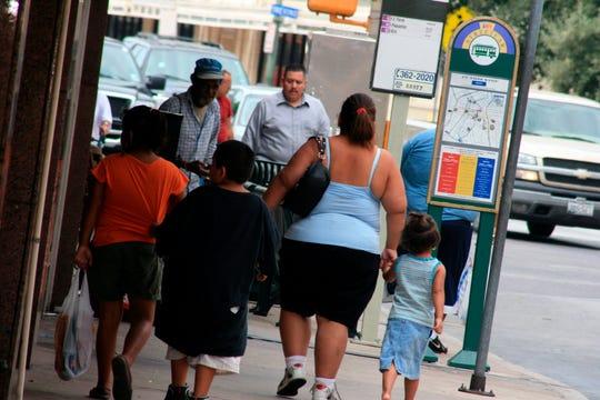 La ciudad de San Antonio pueo en marcha una serie de programas para revertir el alto índice de obesidad infantil que existe, especialmente, entre la población de origen hispano.