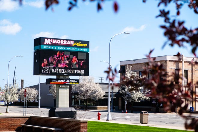 Officials expect McMorran to be impacted financially because of the coronavirus shutdown canceling events, although to what extent remains unclear.