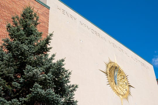 Officials expect McMorran to be affected financially because of the coronavirus shutdown canceling events, although to what extent remains unclear.