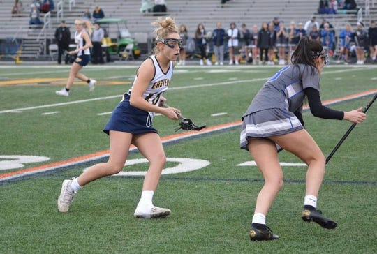 Emma Hoak was a key player for Eastern York in 2018 before an ankle injury coster her all of her junior season.
