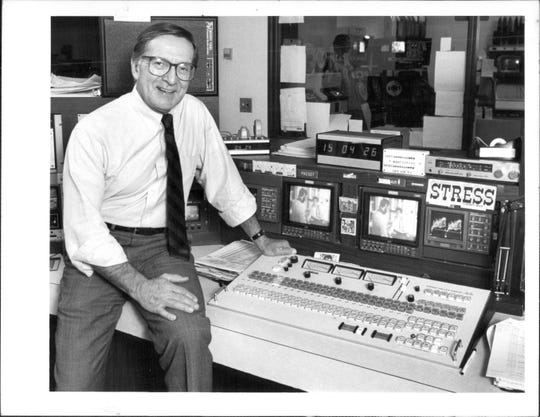 Bill Pearce, who led WXXI Public Broadcasting Council in Rochester for 26 years starting in 1969, has died at age 95.